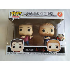 Figurine Pop Modern Family 2 pack Cam and Mitch