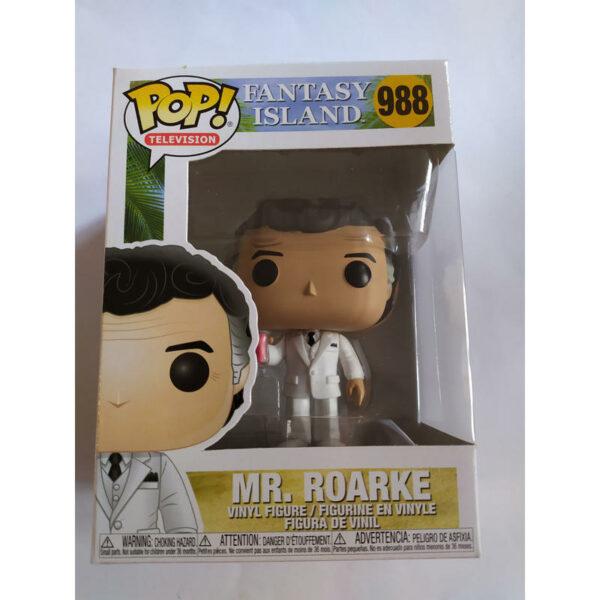Figurine Pop Fantasy Island 988 Mr Roarke 1