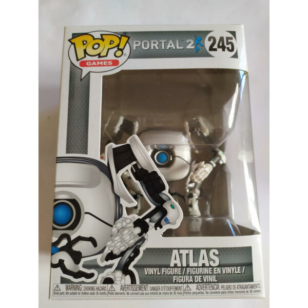 Figurine Pop Portal 2 Atlas 245