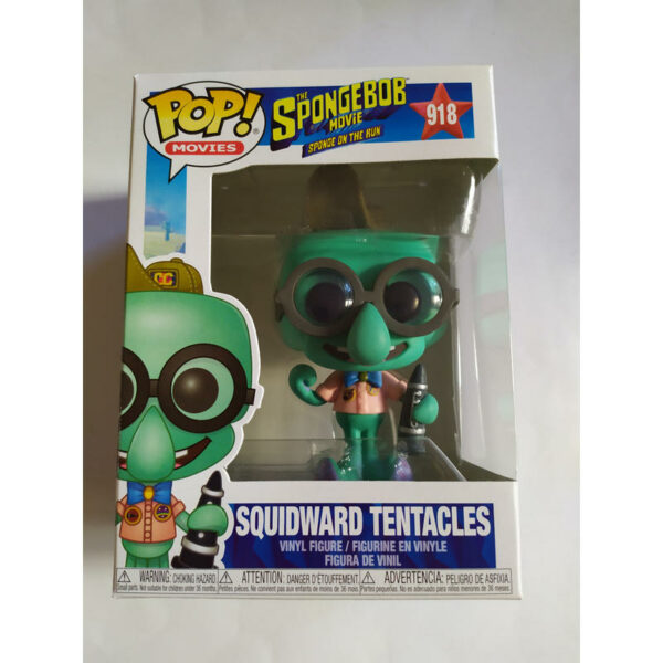 Figurine Pop Spongebob 918 Squidward Tentacles 1
