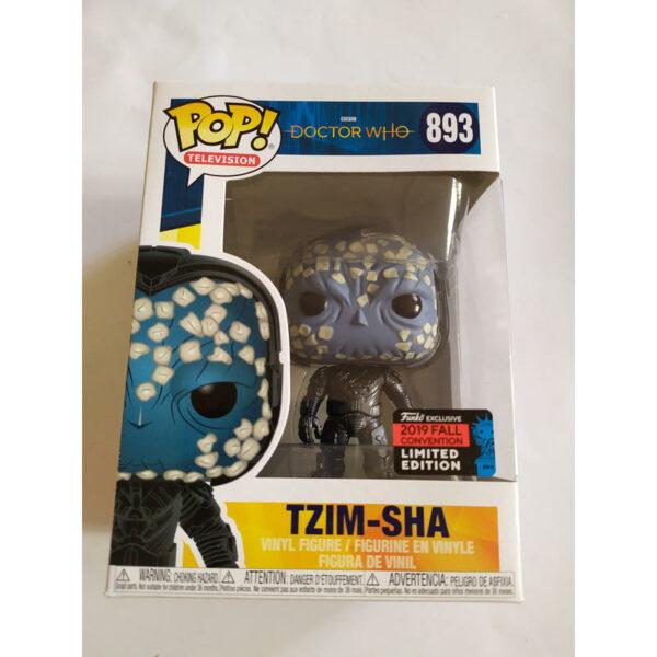 Figurine Pop Doctor Who 893 Tzim-Sha 1