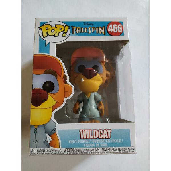Figurine Pop Talespin 466 Wildcat 1
