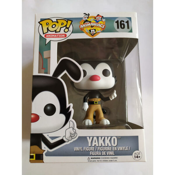Figurine Pop Animaniacs 161 Yakko 1