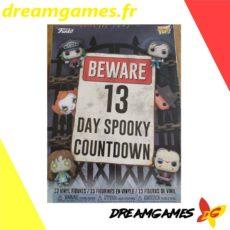 13 day spooky countdown Pocket Pop