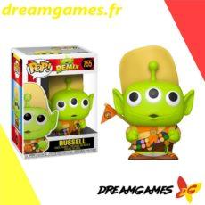 Figurine Pop Disney Pixar Remix Alien Russel