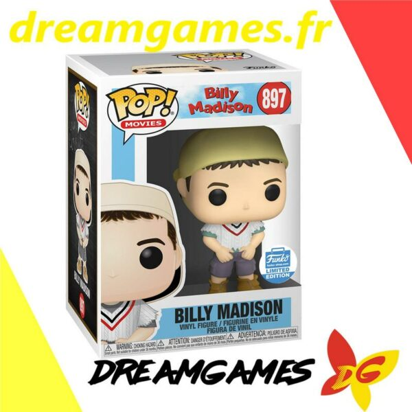 Figurine Pop Movies 897 Billy Madison