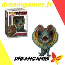Figurine Pop Jurassic Park 550 Dilophosaurus