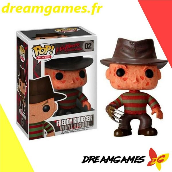 Figurine Pop Freddy Krueger 02