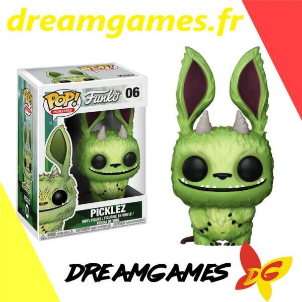 Figurine Pop Funko Monsters 06 Picklez 1