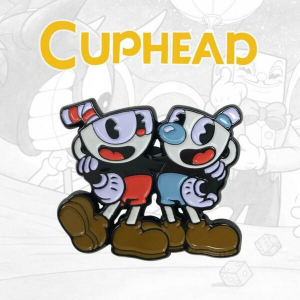 Cuphead Limited Edition Pin Badge 1