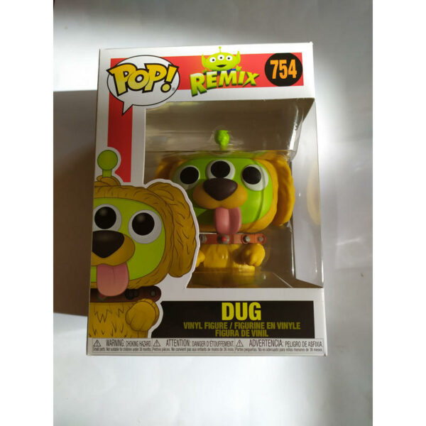 Figurine Pop Disney Pixar Remix 754 Alien Dug 1