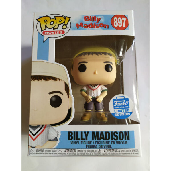 Figurine Pop Movies  897 Billy Madison 1