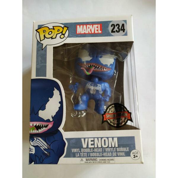 Figurine Pop Marvel 234 Blue Venom