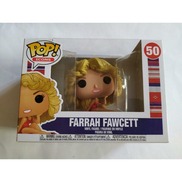 Figurine Pop Icons 50 Farrah Fawcett 1