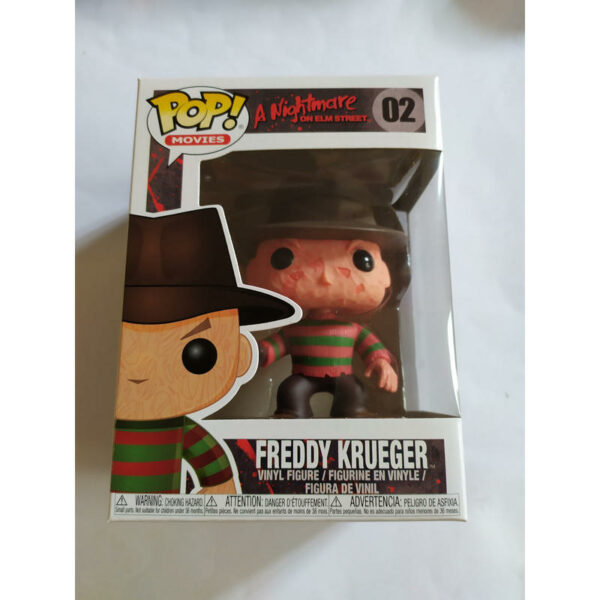 Figurine Pop Freddy Krueger 02 1