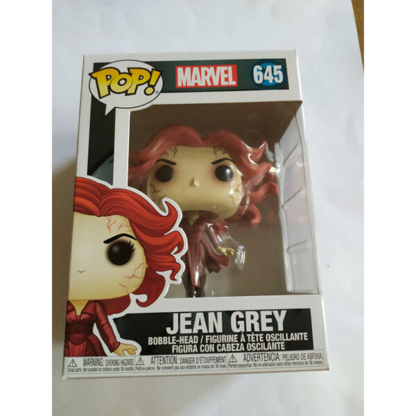 Figurine Pop Marvel 645 Jean Grey 1