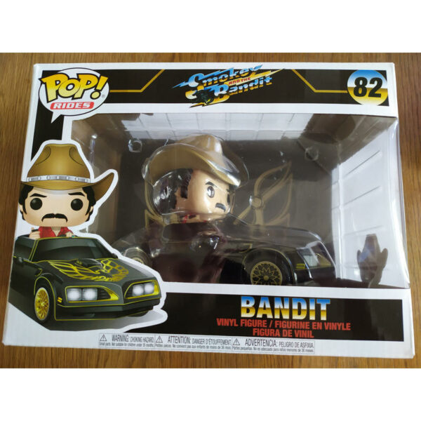 Figurine Pop Smokey and the Bandit 82 Bandit 1