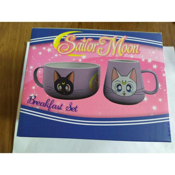 Sailor Moon breakfast set