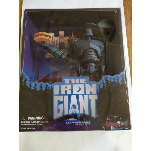 The Iron Giant Action Figure 1