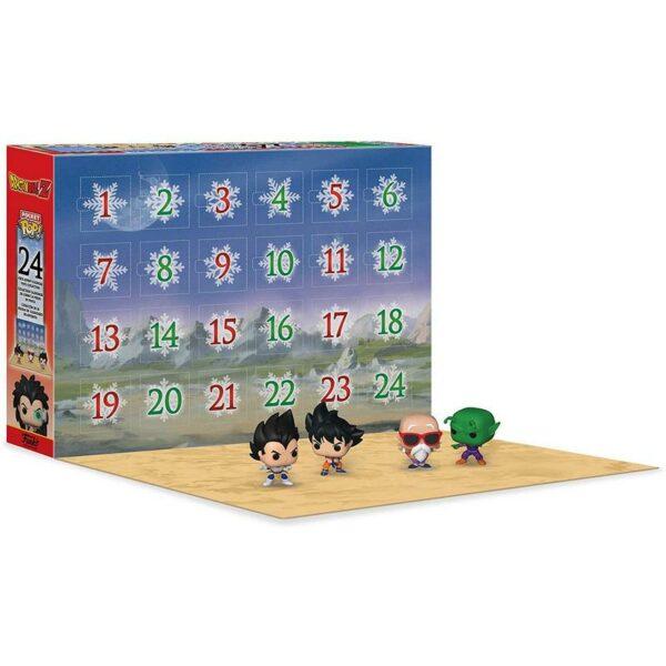 Dragon Ball Z Advent Calendar Funko Pocket Pop 1