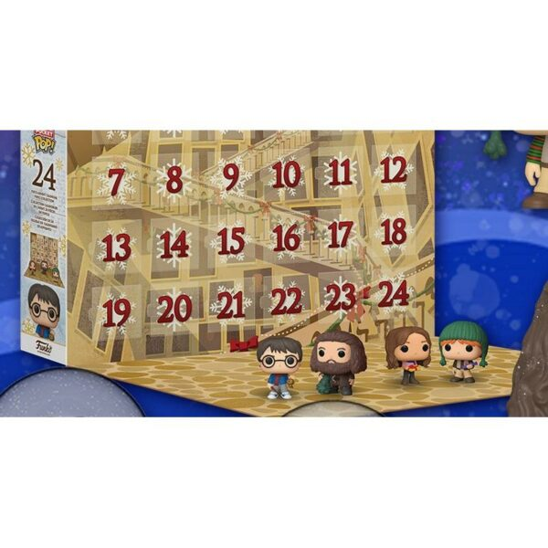 Harry Potter Advent Calendar 2020 Funko Pocket Pop 2