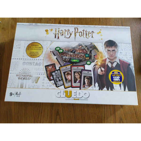 Cluedo Harry Potter 1