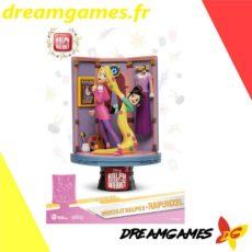 Diorama Stage 027 Wreck-It Ralph 2 Rapunzel