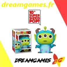 """Figurine Pop Remix 766 Alien as Sulley 10"""" kingsize"""
