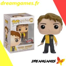 Figurine Pop Harry Potter 20 Cedric Diggory Triwizard