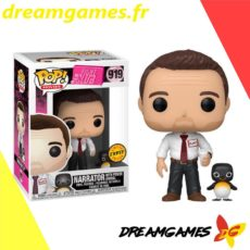 Figurine Pop Fight Club 919 Narrator Chase