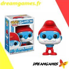 Figurine Pop The Smurfs 269 Papa Smurf
