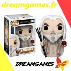 Figurine Pop The Lord of the Rings 447 Saruman