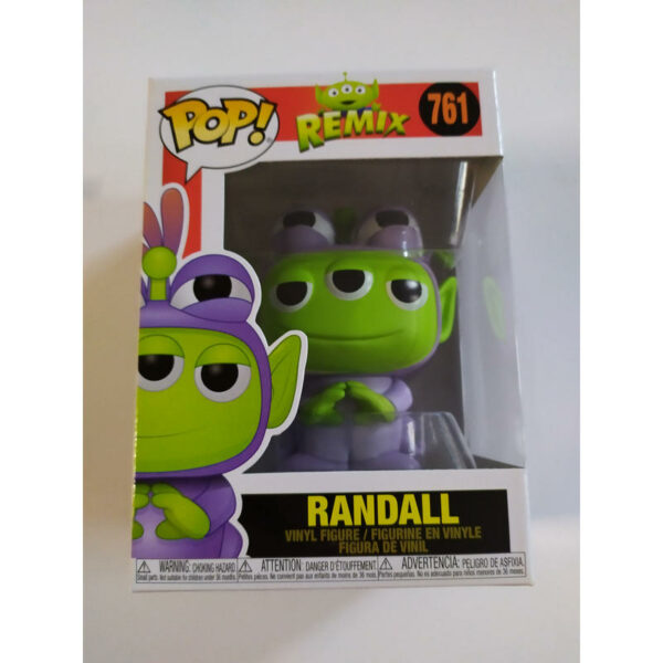 Figurine Pop Remix 761 Alien as Randall 1