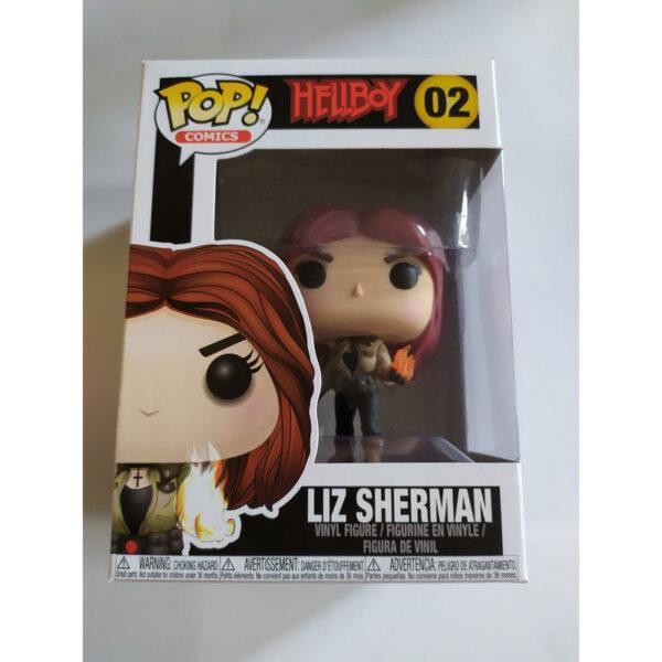 Figurine Pop Hellboy 02 Liz Sherman 1