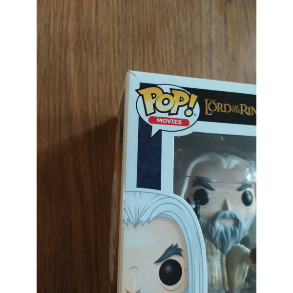 Figurine Pop The Lord of the Rings 447 Saruman (Not mint) 2