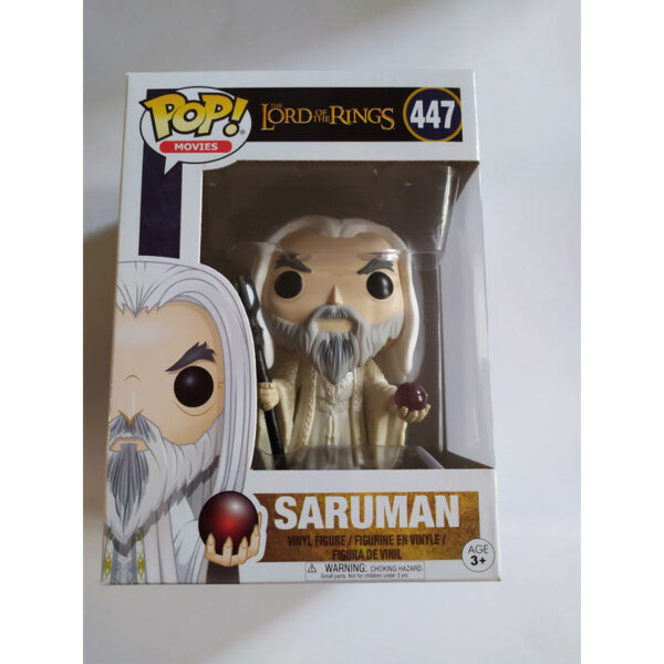 Figurine Pop The Lord of the Rings 447 Saruman 1