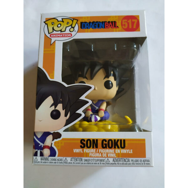 Figurine Pop Dragon Ball 517 Son Goku