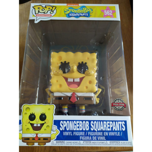 Figurine Pop Spongebob Squarepants 562 Special Edition 1