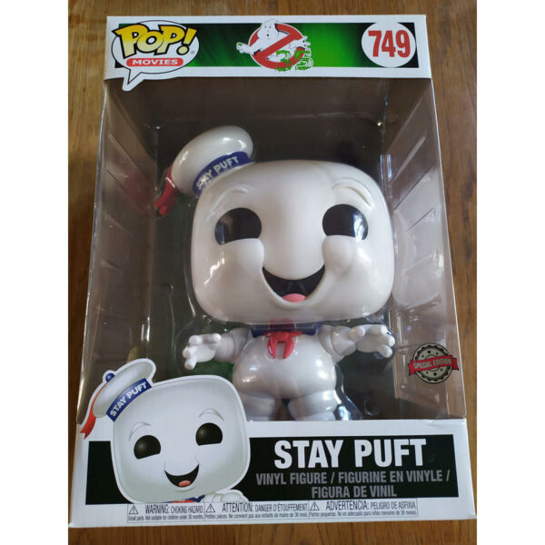 Figurine Pop Ghostbusters 749 Stay Puft Special Edition 1