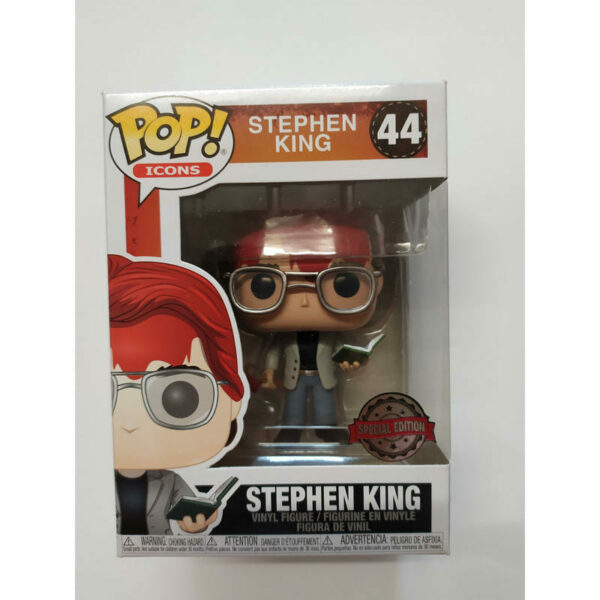 Figurine Pop Stephen King 44 Bloody Special Edition 1