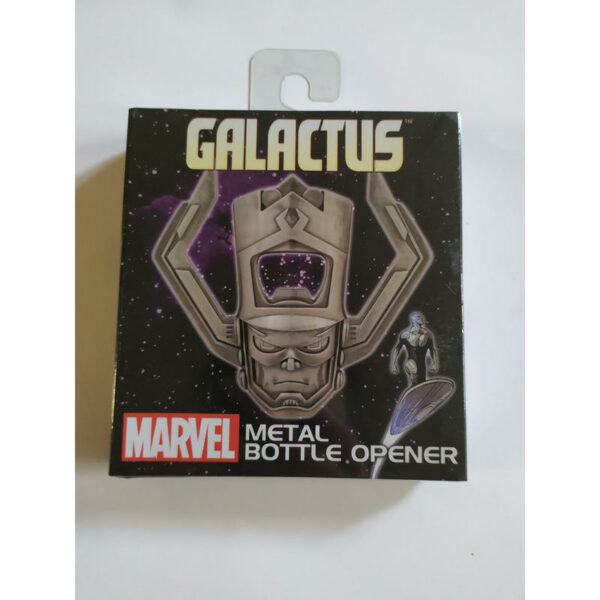 Marvel Metal Bottle Opener Galactus 1