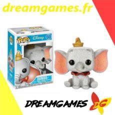 Figurine Pop Disney 50 Dumbo Diamond Glitter