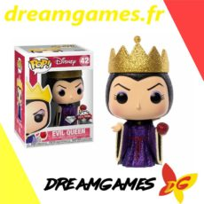 Figurine Pop Disney 42 Evil Queen Diamond Glitter