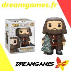 """Figurine Pop Harry Potter 126 Hagrid 6"""""""