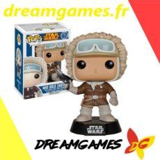 Figurine Pop Star Wars 47 Han Solo Hoth
