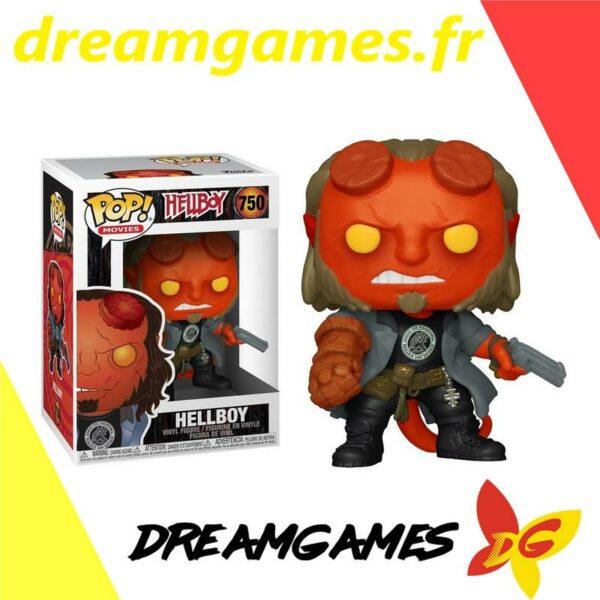 Figurine Pop Hellboy 750