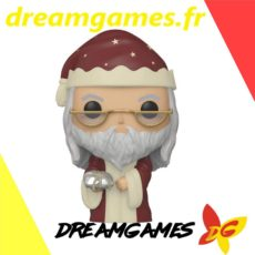 Figurine Pop Harry Potter 125 Holiday Albus Dumbledore