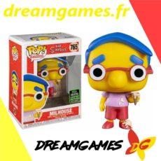 Figurine Pop The Simpsons 765 Milhouse