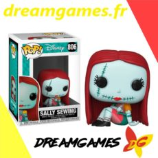 Figurine Pop Disney 806 Sally sewing