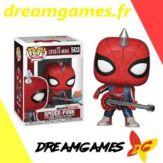 Figurine Pop Marvel 503 Gamerverse Spider-Punk